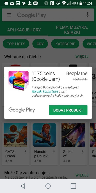 Zestaw płatnych gier za darmo od LG przy zakupie G6 - 90sekund.pl