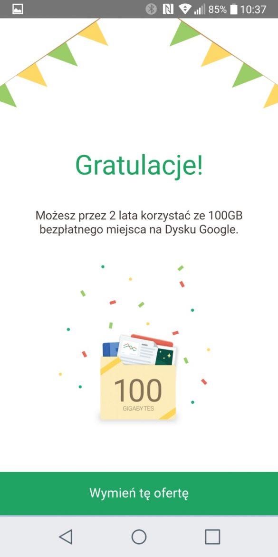 Prezent od Google i LG wraz z G6 :) - 90sekund.pl