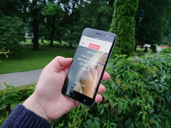 Sony Xperia XZ Premium - Tryb Lepszej Automatyki - 90sekund.pl