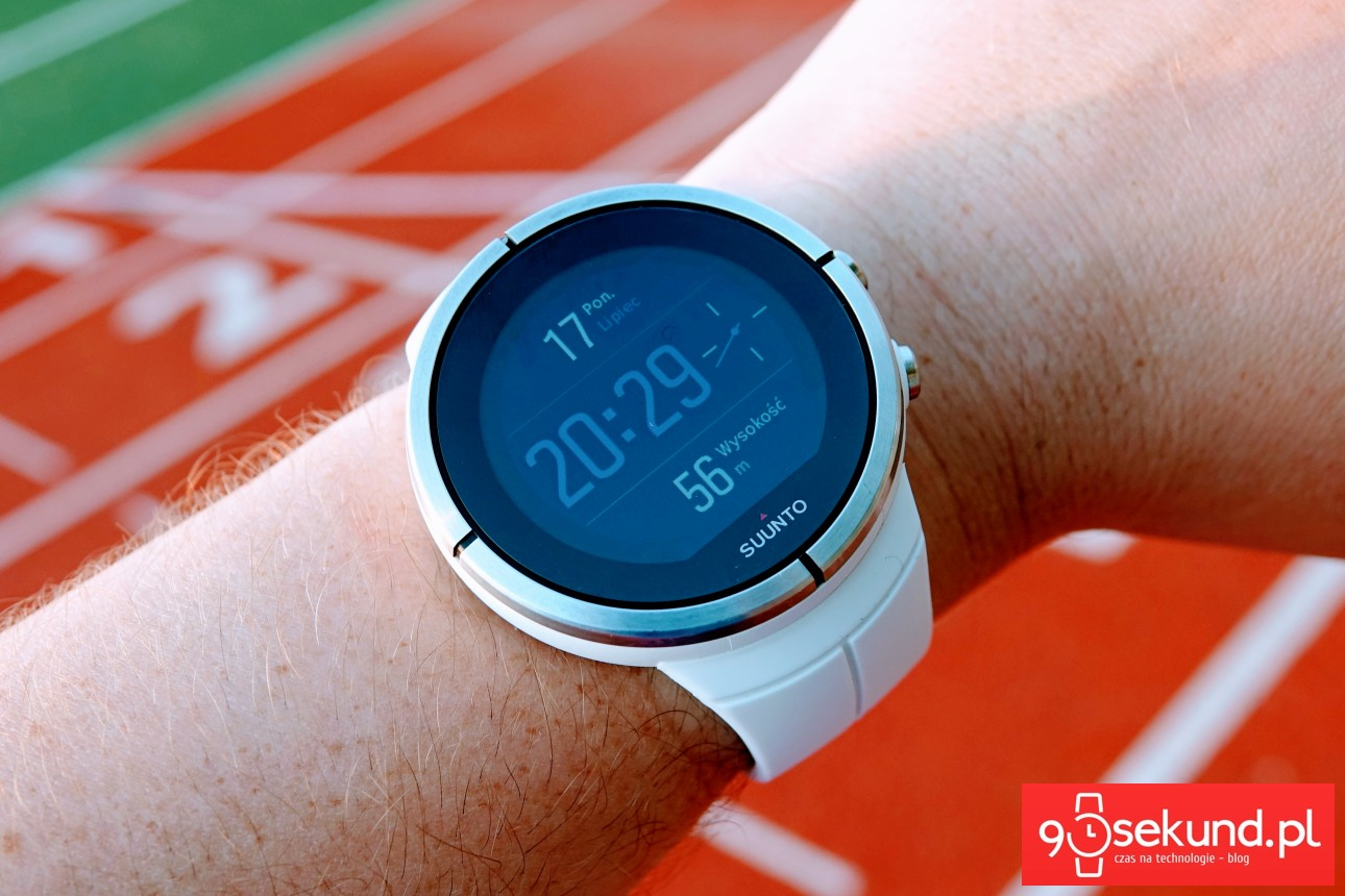 Test, recenzja, opinia - zegarek sportowy Suunto Spartan Ultra