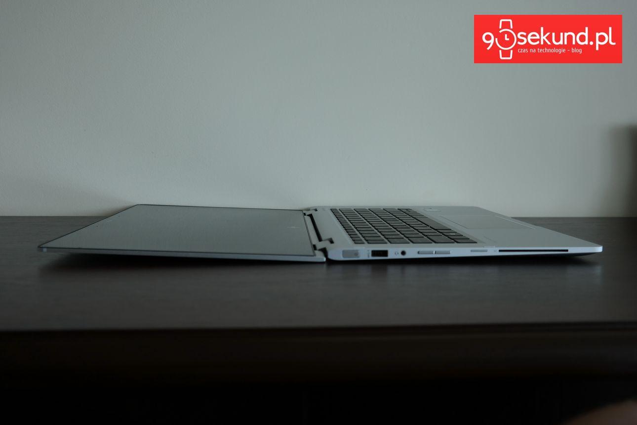 HP EliteBook x360 1030 G2 - recenzja 90sekund.pl