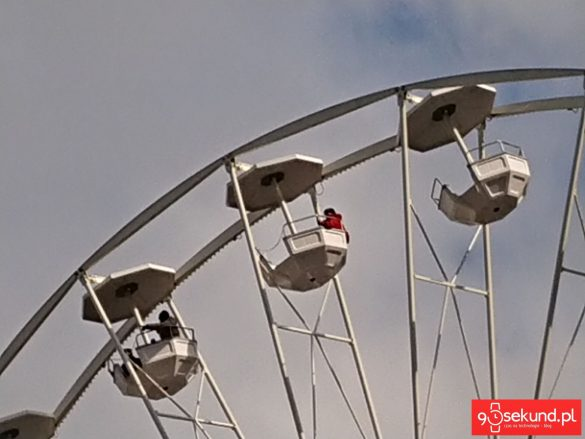 Zdjęcie wykonane Sony Xperią XZ1 - zoom x8 - recenzja 90sekund.pl