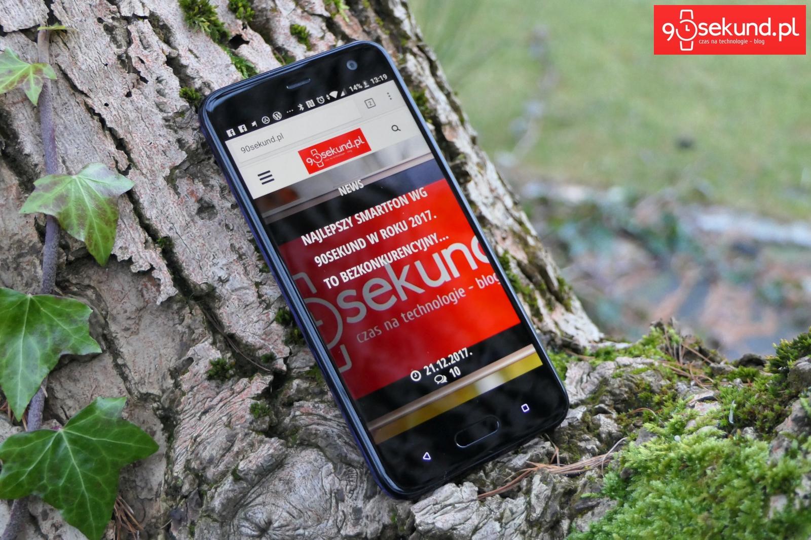 Recenzja HTC U11 life - 90sekund.pl