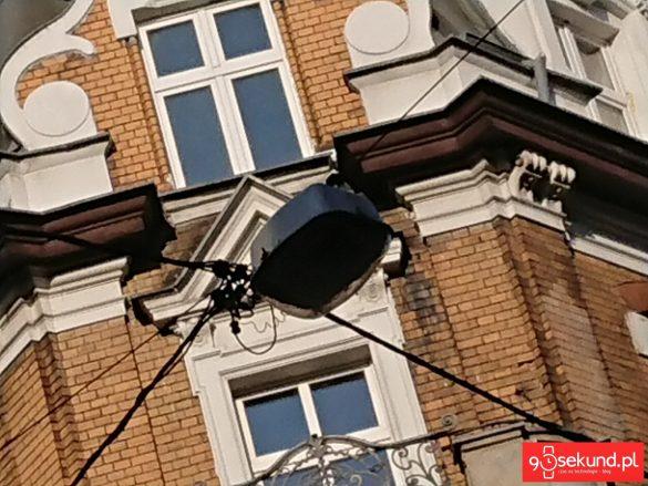 Zdjęcie wykonane Sony Xperią XZ1 Compact - maksymalny zoom cyfrowy x8 - recenzja aparatu na 90sekund.pl