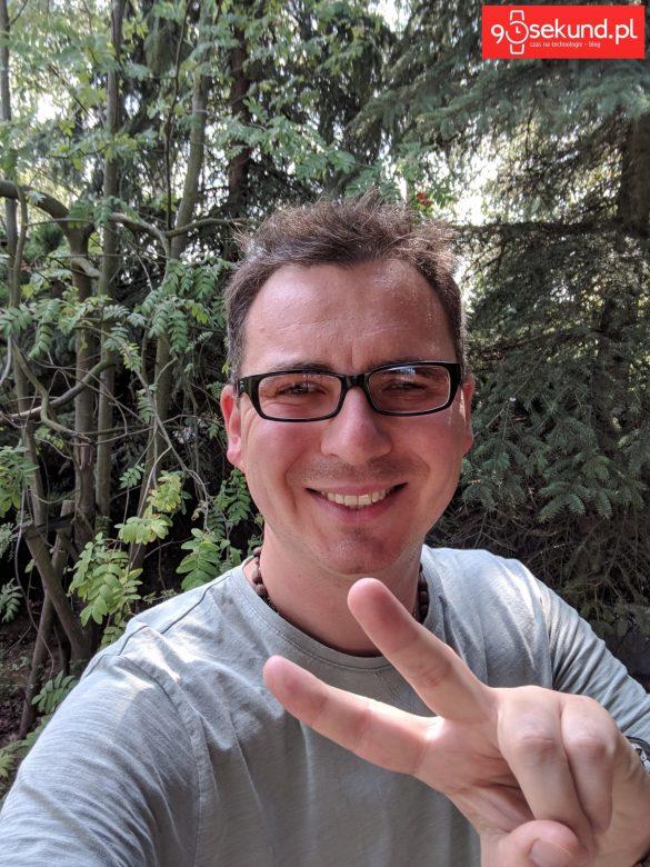 Google Pixel 2XL - portret NIEaktywny - recenzja 90sekund.pl