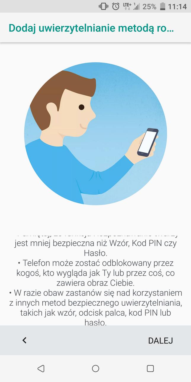 Recenzja HTC U12+(Plus) - Czytnik biometryczny - 90sekund.pl