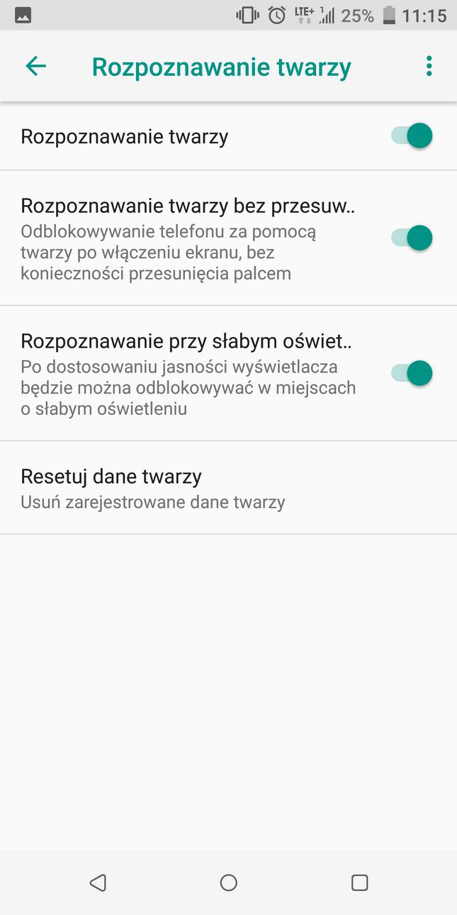 Recenzja HTC U12+(Plus) - System - 90sekund.pl
