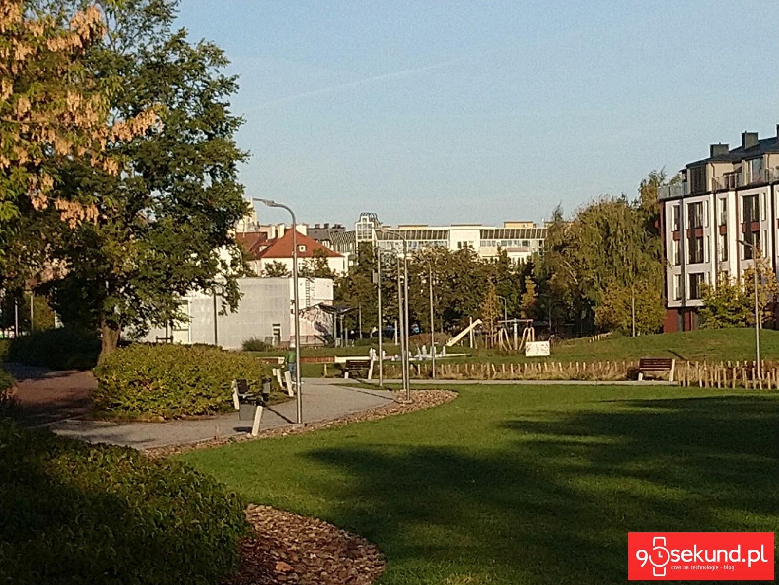 5x krotny zoom cyfrowy - Zdjęcie wykonane Sony Xperia XA2 Plus - 90sekund.pl - Michał Brożyński