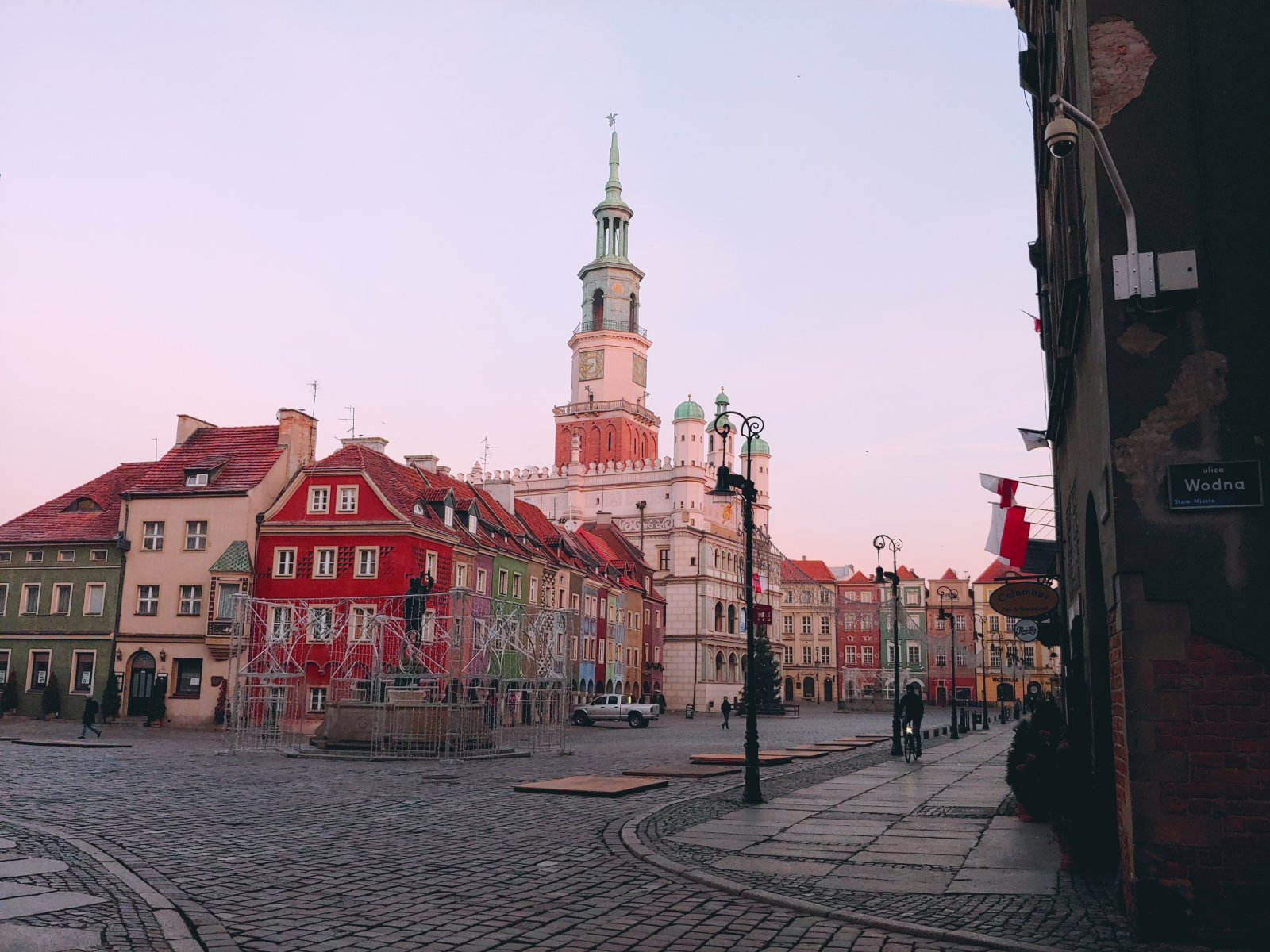 To samo ujęcie i różne filtry fotograficzne w LG G7 ThinQ - Michał Brożyński - 90sekund.pl