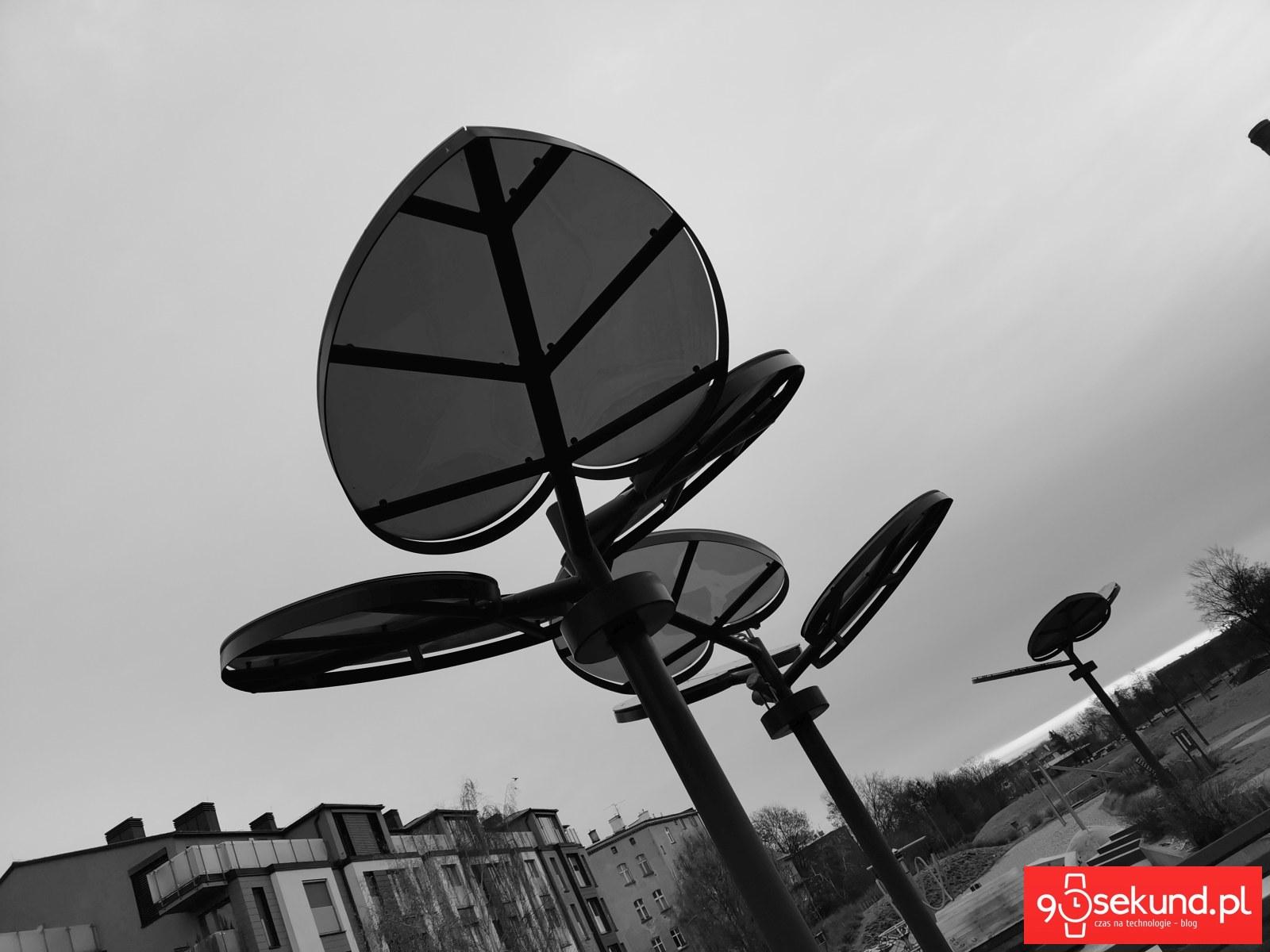 Tryb czarno-biały w Huawei Mate 20 Pro - Michał Brożyński - 90sekund.pl