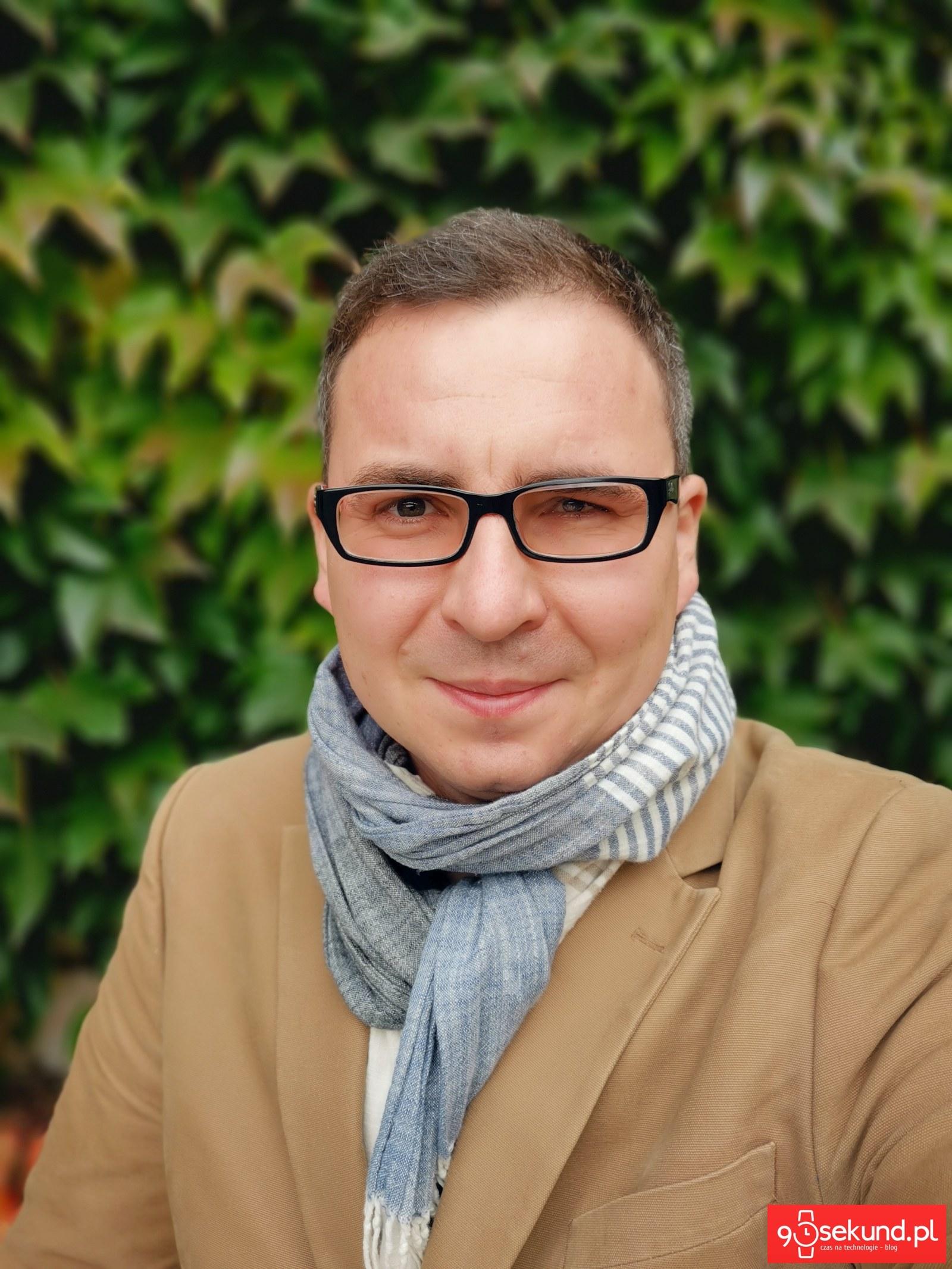 Tryb Portretowy aparat tylny - Huawei Mate 20 Pro - Michał Brożyński - 90sekund.pl