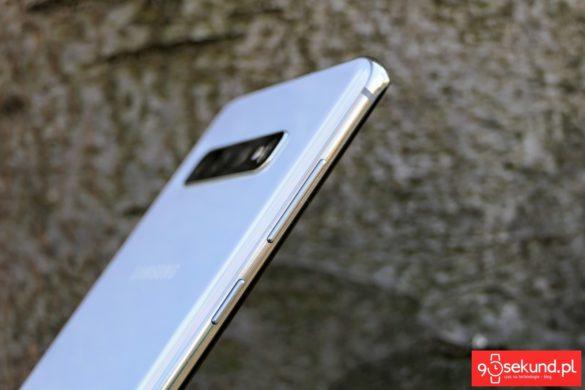 Recenzja Samsung Galaxy S10+ Plus - Michał Brożyński 90sekund.pl