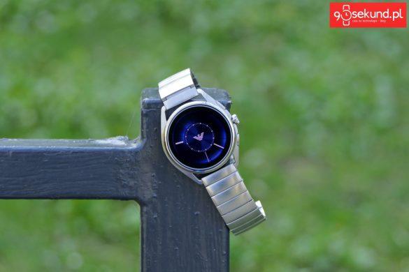 Przykładowe tarcze - smartwatch Emporio Armani Connected - Michał Brożyński - 90sekund.pl