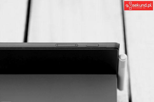 Recenzja Microsoft Surface Pro 6 - Michał Brożyński - 90sekund.pl