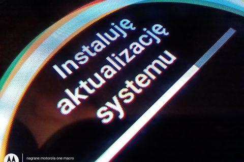 Zdjęcie macro z Motoroli One Macro - 90sekund.pl - Michał Brożyński