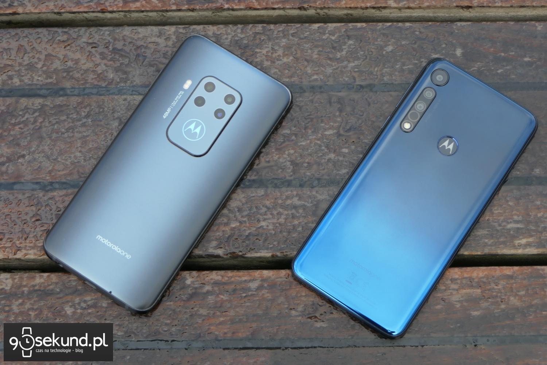 Porównanie aparatów: Motorola One Zoom i One Macro - 90sekund.pl - Michał Brożyński