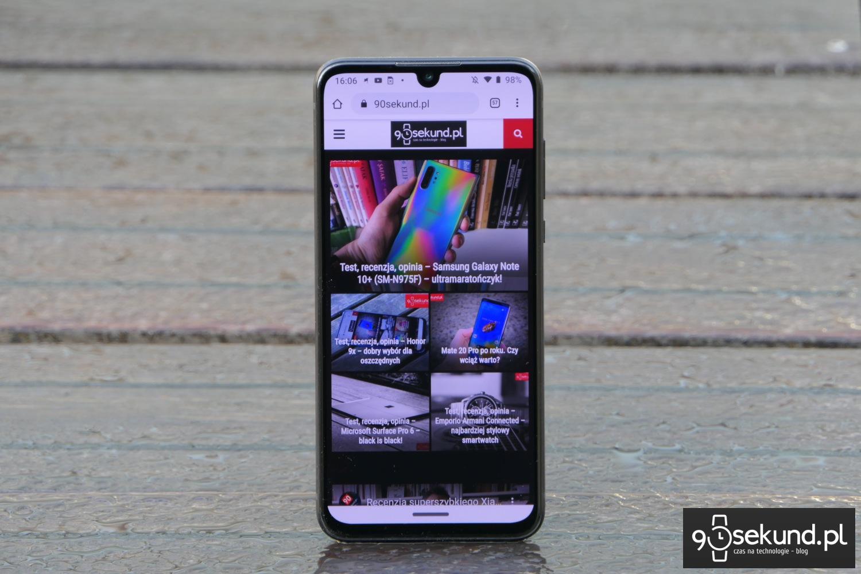 Motorola One Zoom - 90sekund.pl - Michał Brożyński