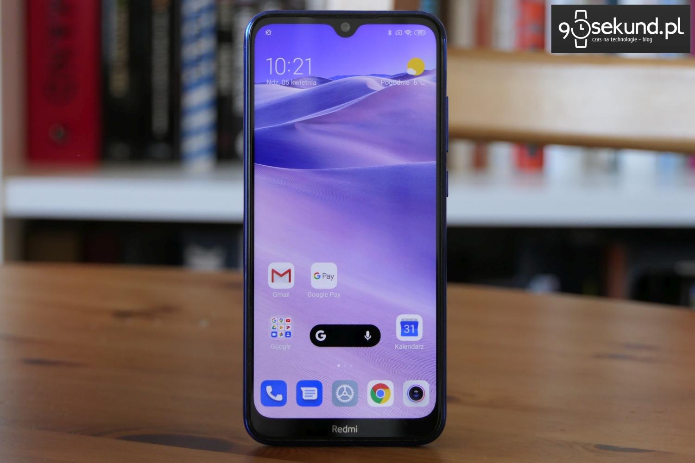 Recenzja Xiaomi Redmi Note 8T - Michał Brożyński - 90sekundTECH