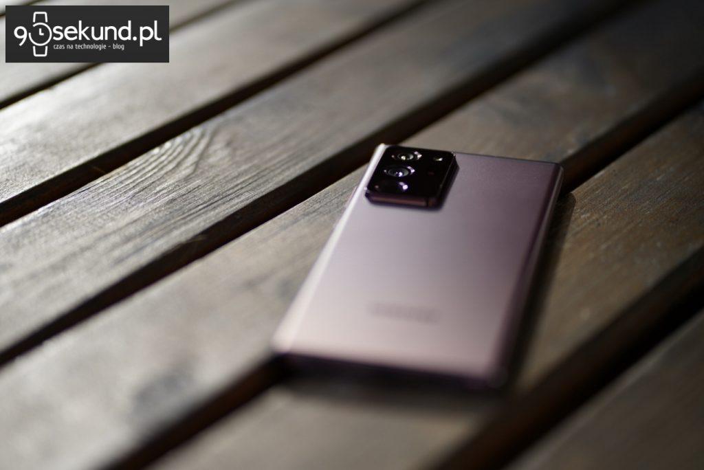 Recenzja Samsung Galaxy Note20 Ultra 5G - 90sekund.pl