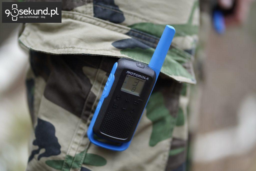 Recenzja Motorola T-62 - 90sekund.pl