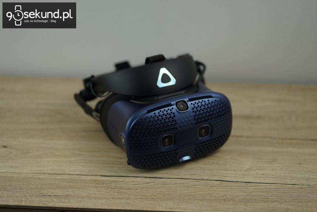 Recenzja HTC Vive Cosmos - 90sekund.pl