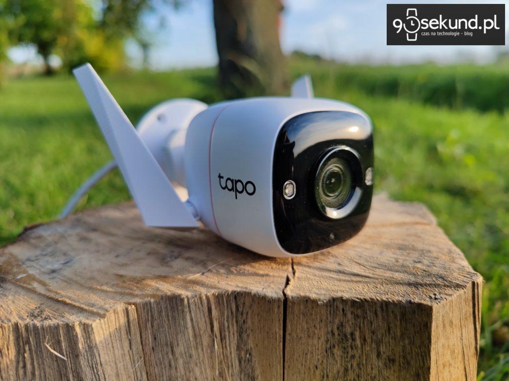 Recenzja Tp-link Tapo C310 - 90sekund.pl